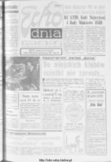 "Echo Dnia : dziennik RSW ""Prasa-Książka-Ruch"" 1977, R.7, nr 261"