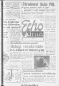"Echo Dnia : dziennik RSW ""Prasa-Książka-Ruch"" 1977, R.7, nr 268"