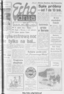 "Echo Dnia : dziennik RSW ""Prasa-Książka-Ruch"" 1977, R.7, nr 274"