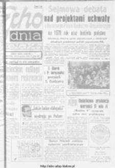 "Echo Dnia : dziennik RSW ""Prasa-Książka-Ruch"" 1977, R.7, nr 284"