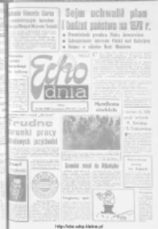 "Echo Dnia : dziennik RSW ""Prasa-Książka-Ruch"" 1977, R.7, nr 285"