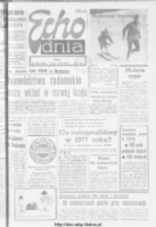"Echo Dnia : dziennik RSW ""Prasa-Książka-Ruch"" 1977, R.7, nr 287"