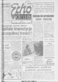 "Echo Dnia : dziennik RSW ""Prasa-Książka-Ruch"" 1978, R.8, nr 10"