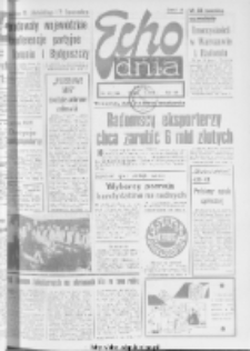 "Echo Dnia : dziennik RSW ""Prasa-Książka-Ruch"" 1978, R.8, nr 13"