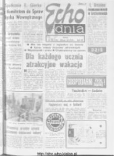 "Echo Dnia : dziennik RSW ""Prasa-Książka-Ruch"" 1978, R.8, nr 120"