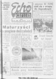 "Echo Dnia : dziennik RSW ""Prasa-Książka-Ruch"" 1978, R.8, nr 123"