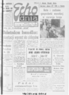 "Echo Dnia : dziennik RSW ""Prasa-Książka-Ruch"" 1978, R.8, nr 137"