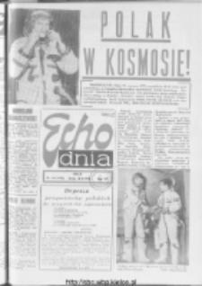 "Echo Dnia : dziennik RSW ""Prasa-Książka-Ruch"" 1978, R.8, nr 144"