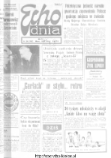 "Echo Dnia : dziennik RSW ""Prasa-Książka-Ruch"" 1978, R.8, nr 154"