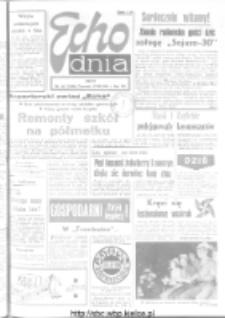 "Echo Dnia : dziennik RSW ""Prasa-Książka-Ruch"" 1978, R.8, nr 167"
