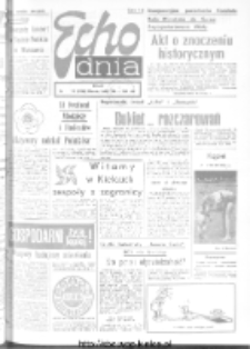 "Echo Dnia : dziennik RSW ""Prasa-Książka-Ruch"" 1978, R.8, nr 171"