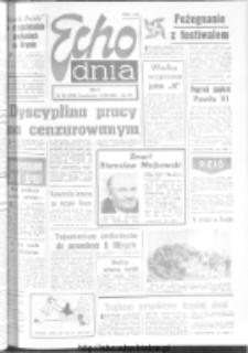 "Echo Dnia : dziennik RSW ""Prasa-Książka-Ruch"" 1978, R.8, nr 181"