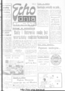 "Echo Dnia : dziennik RSW ""Prasa-Książka-Ruch"" 1978, R.8, nr 188"