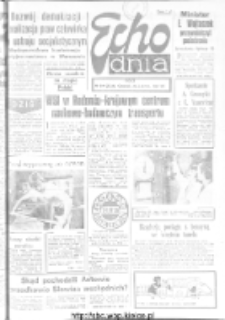 "Echo Dnia : dziennik RSW ""Prasa-Książka-Ruch"" 1978, R.8, nr 219"