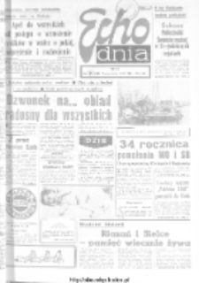 "Echo Dnia : dziennik RSW ""Prasa-Książka-Ruch"" 1978, R.8, nr 227"