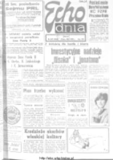 "Echo Dnia : dziennik RSW ""Prasa-Książka-Ruch"" 1978, R.8, nr 237"