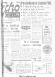"Echo Dnia : dziennik RSW ""Prasa-Książka-Ruch"" 1978, R.8, nr 243"