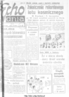 "Echo Dnia : dziennik RSW ""Prasa-Książka-Ruch"" 1978, R.8, nr 248"