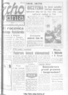 "Echo Dnia : dziennik RSW ""Prasa-Książka-Ruch"" 1978, R.8, nr 250"