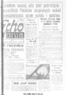 "Echo Dnia : dziennik RSW ""Prasa-Książka-Ruch"" 1978, R.8, nr 251"