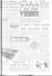"Echo Dnia : dziennik RSW ""Prasa-Książka-Ruch"" 1978, R.8, nr 270"