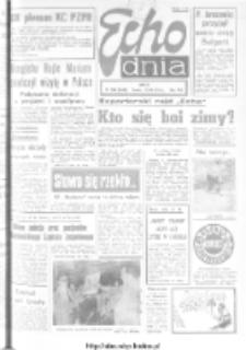 "Echo Dnia : dziennik RSW ""Prasa-Książka-Ruch"" 1978, R.8, nr 280"