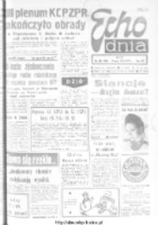 "Echo Dnia : dziennik RSW ""Prasa-Książka-Ruch"" 1978, R.8, nr 282"