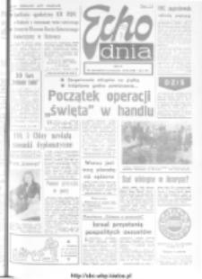 "Echo Dnia : dziennik RSW ""Prasa-Książka-Ruch"" 1978, R.8, nr 284"