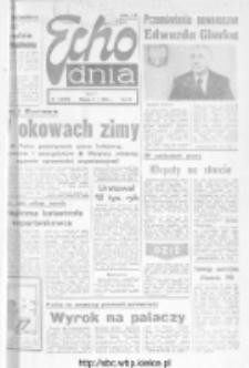 "Echo Dnia : dziennik RSW ""Prasa-Książka-Ruch"" 1979, R.9, nr 1"