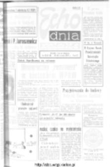 "Echo Dnia : dziennik RSW ""Prasa-Książka-Ruch"" 1979, R.9, nr 20"