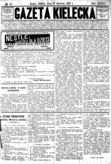 Gazeta Kielecka, 1906, R.37, nr 15