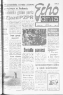 "Echo Dnia : dziennik RSW ""Prasa-Książka-Ruch"" 1979, R.9, nr 245"