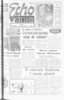 "Echo Dnia : dziennik RSW ""Prasa-Książka-Ruch"" 1979, R.9, nr 261"