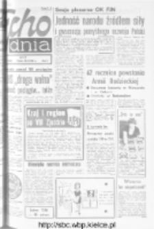 "Echo Dnia : dziennik RSW ""Prasa-Książka-Ruch"" 1980, R.10, nr 42"