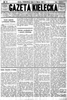 Gazeta Kielecka, 1906, R.37, nr 40