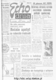 "Echo Dnia : dziennik RSW ""Prasa-Książka-Ruch"" 1980, R.10, nr 143"
