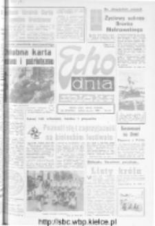 "Echo Dnia : dziennik RSW ""Prasa-Książka-Ruch"" 1980, R.10, nr 165"