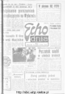 "Echo Dnia : dziennik RSW ""Prasa-Książka-Ruch"" 1980, R.10, nr 186"