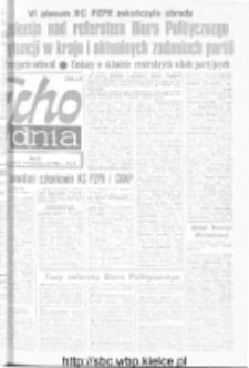 "Echo Dnia : dziennik RSW ""Prasa-Książka-Ruch"" 1980, R.10, nr 215"