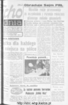 "Echo Dnia : dziennik RSW ""Prasa-Książka-Ruch"" 1980, R.10, nr 252"