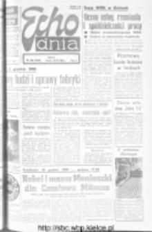 "Echo Dnia : dziennik RSW ""Prasa-Książka-Ruch"" 1980, R.10, nr 266"