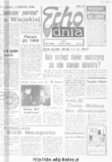 "Echo Dnia : dziennik RSW ""Prasa-Książka-Ruch"" 1981, R.11, nr 4"