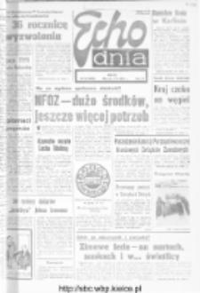 "Echo Dnia : dziennik RSW ""Prasa-Książka-Ruch"" 1981, R.11, nr 8"