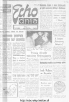 "Echo Dnia : dziennik RSW ""Prasa-Książka-Ruch"" 1981, R.11, nr 9"