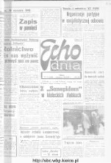 "Echo Dnia : dziennik RSW ""Prasa-Książka-Ruch"" 1981, R.11, nr 10"