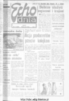 "Echo Dnia : dziennik RSW ""Prasa-Książka-Ruch"" 1981, R.11, nr 13"