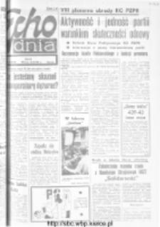 "Echo Dnia : dziennik RSW ""Prasa-Książka-Ruch"" 1981, R.11, nr 28"