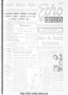 "Echo Dnia : dziennik RSW ""Prasa-Książka-Ruch"" 1981, R.11, nr 31"