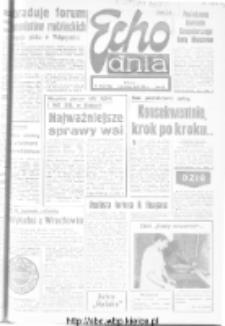 "Echo Dnia : dziennik RSW ""Prasa-Książka-Ruch"" 1981, R.11, nr 40"