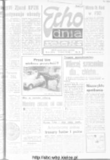 "Echo Dnia : dziennik RSW ""Prasa-Książka-Ruch"" 1981, R.11, nr 41"